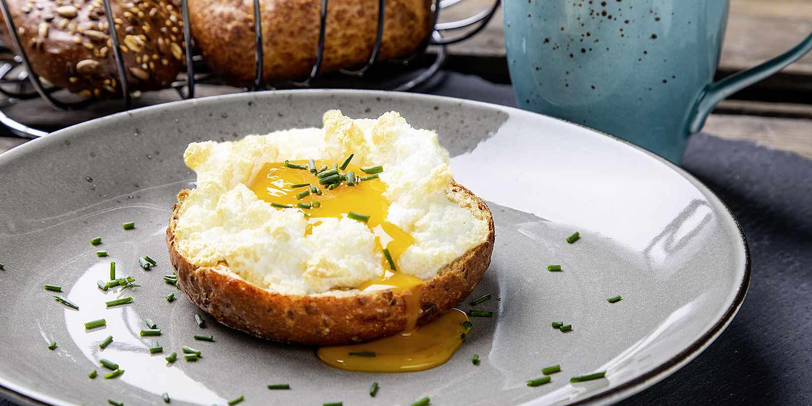 DIY Ostern Cloud Egg