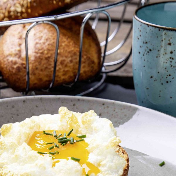 DIY Ostern Cloud Eggs