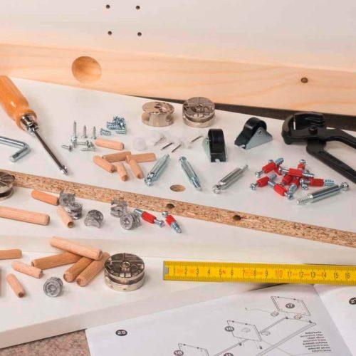 Möbelaufbau leicht gemacht